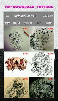 Tattoo Designs screenshot 1