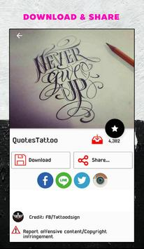 Tattoo Designs screenshot 2