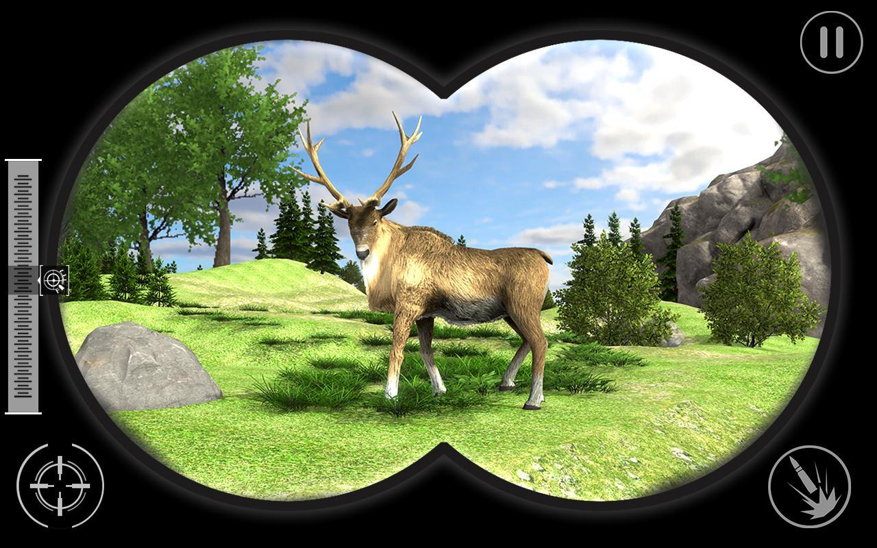 Real Online Hunting Games