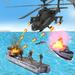 piloto de helicóptero piloto simulador 3d