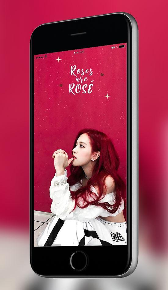 Rose Blackpink Kpop Wallpapers For Android Apk Download