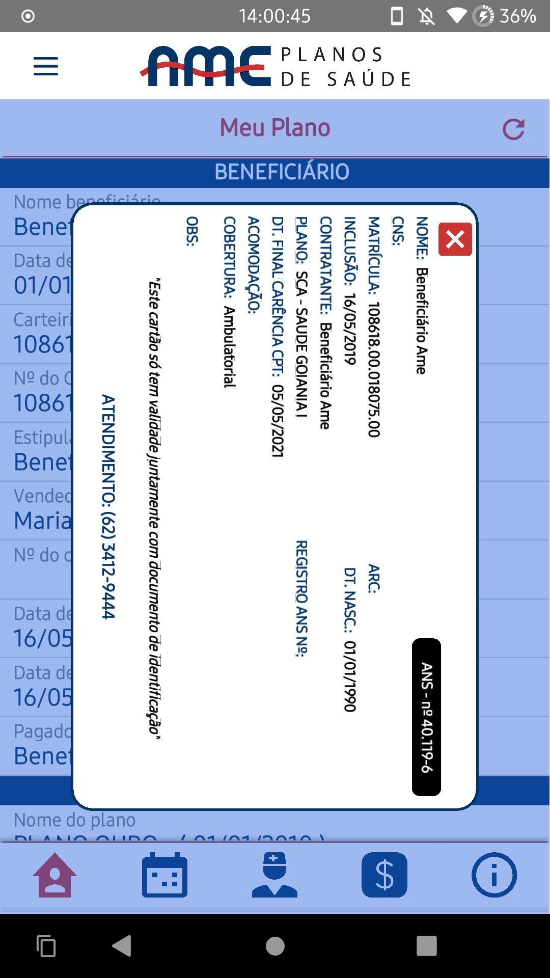 AME Planos de Saúde for Android - APK Download
