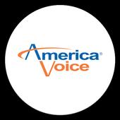 America Voice 图标