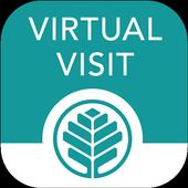 Atrium Health Virtual Visit أيقونة