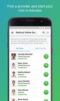 NowClinic Screenshot 2