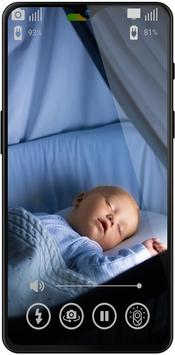 Baby Monitor captura de pantalla 6