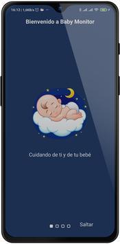 Baby Monitor captura de pantalla 2