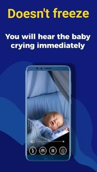 Baby Monitor syot layar 8