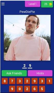 Guess The Youtuber's Age QUIZ 2019 poster
