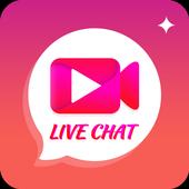Premlive - India Helo Video Chat App आइकन