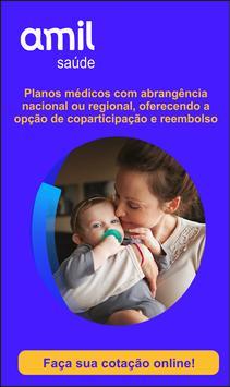 Amil Saúde Vendas poster
