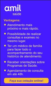 Amil Saúde Vendas screenshot 2