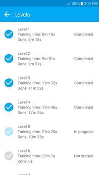 Kegel Exercises captura de pantalla 2