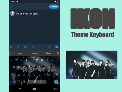 IKON Theme Keyboard for Android - APK Download