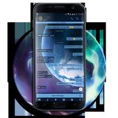 WA Warna Biru App icon