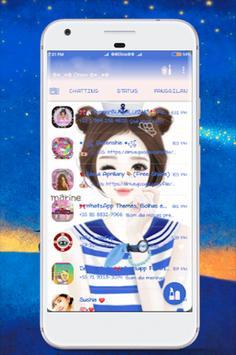 WA Warna Biru App screenshot 2