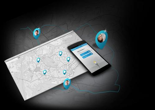 AccuTrack GPS Tracking poster