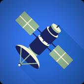 Satellite & ISS Tracker icon