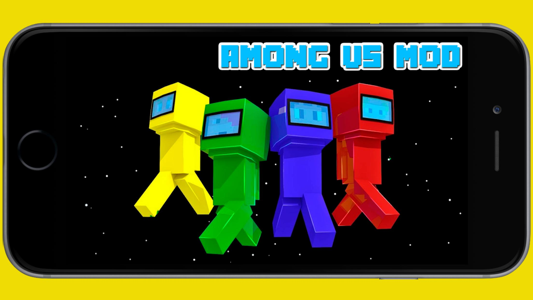 New Mod Among Us in Minecraft 11 for Android - APK Download