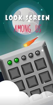AmongLock : Lock Screen For Among Us - Impostor постер