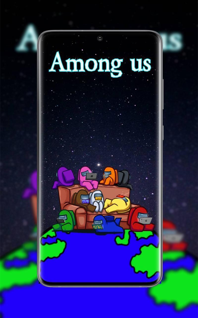Among Us Wallpaper 4k Impostor Para Android Apk Baixar