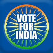 Vote For India 2019 icon