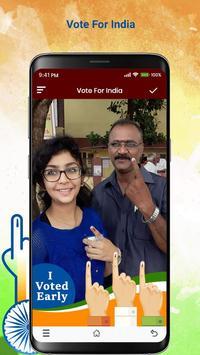Vote For India 2019 screenshot 3