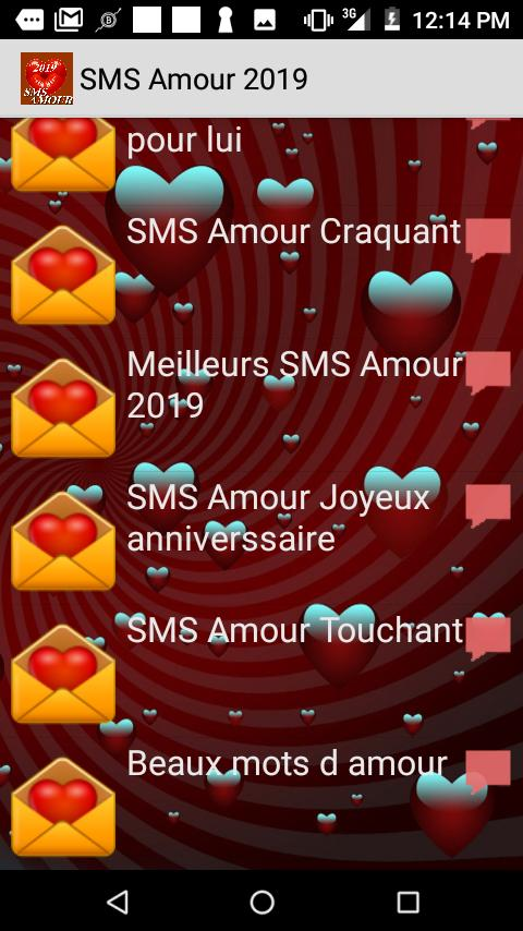 SMS Amour 2019 for Android - APK Download