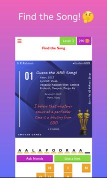 Guess A R Rahman Songs screenshot 2
