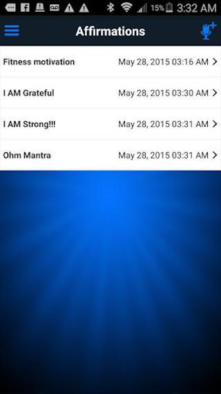 I AM That I AM ~ Affirmation Recorder for Android - APK Download