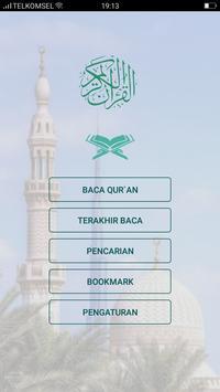 Al Quran & Terjemahan पोस्टर