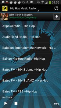 Hip-Hop Music Radio Worldwide screenshot 1