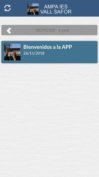 AMPA IES VALL SAFOR screenshot 1