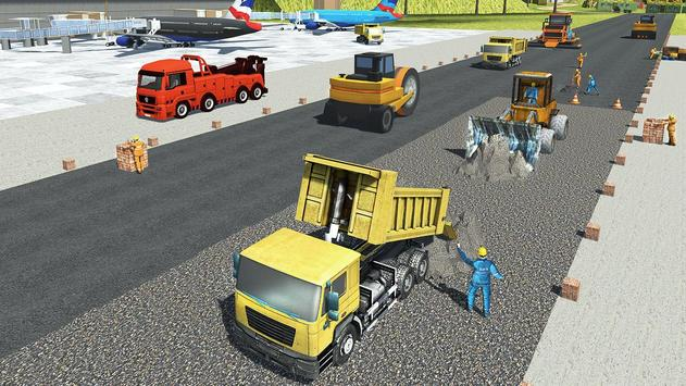 Uphill Runway Builder Vegas Airport Construction screenshot 18