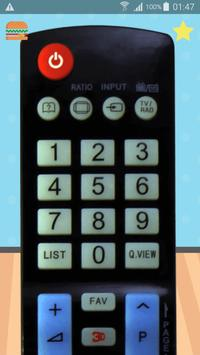 Remote For LG webOS Smart TV poster