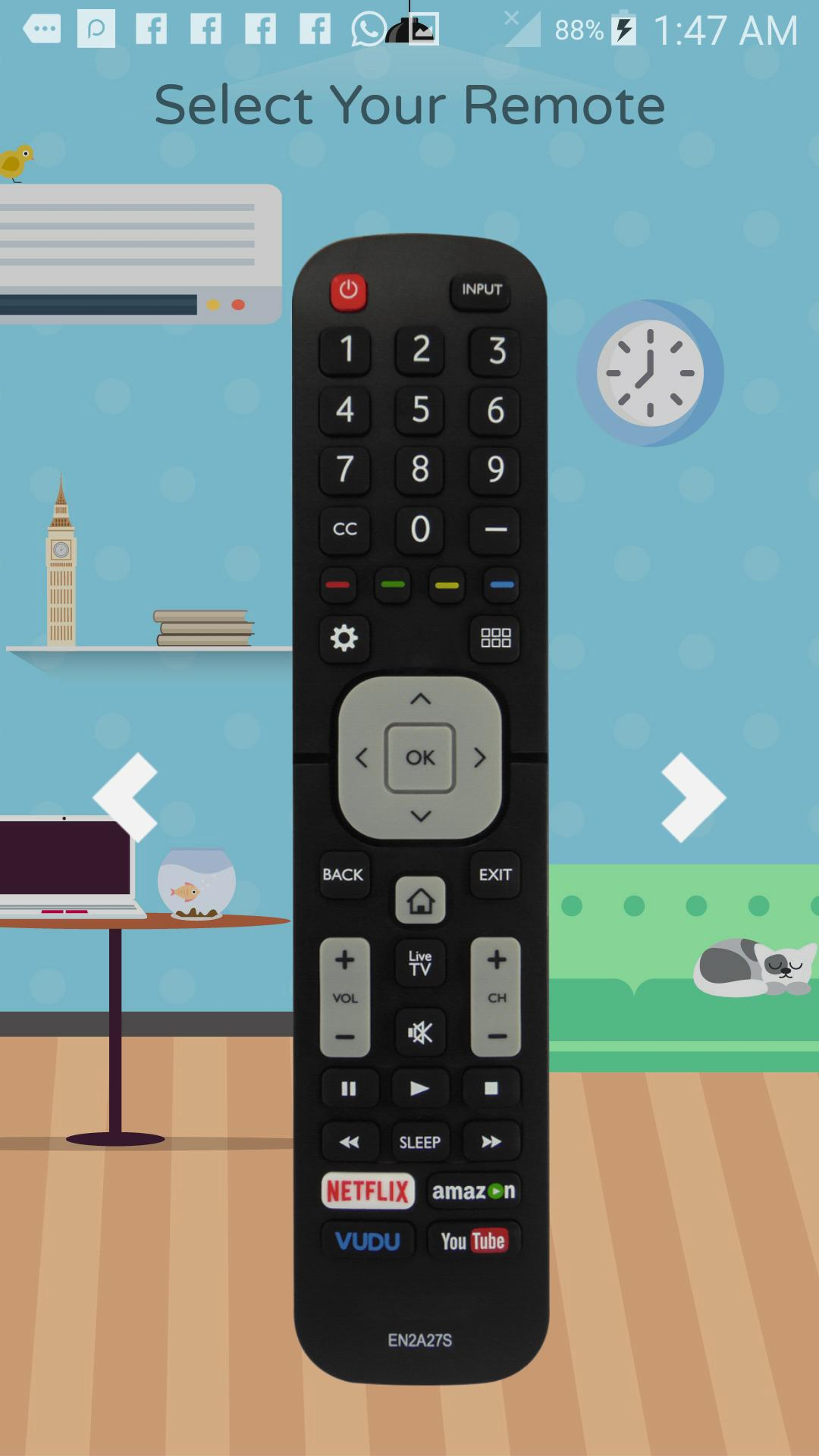 Remote Control For Sharp TV for Android - APK Download