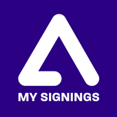 My Signings आइकन