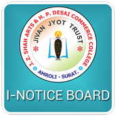 I-Notice Board Amroli College icon