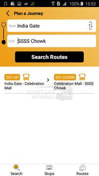 Amritsar BRTS screenshot 6