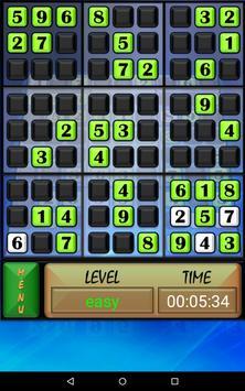 Amrs Sudoku Free screenshot 4