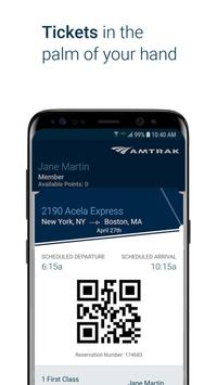 Amtrak screenshot 1