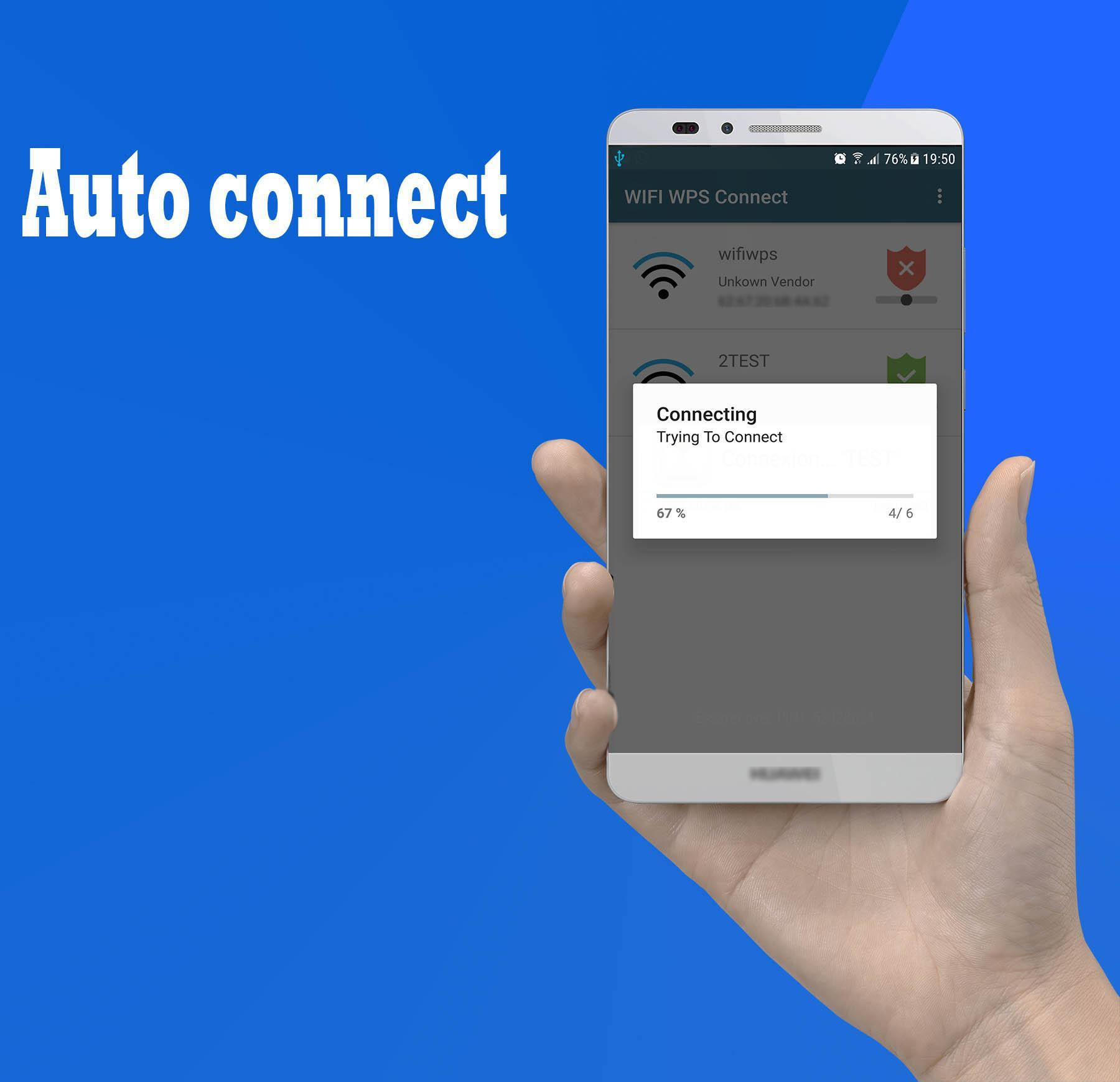 wifi wps wpa connect for Android - APK Download