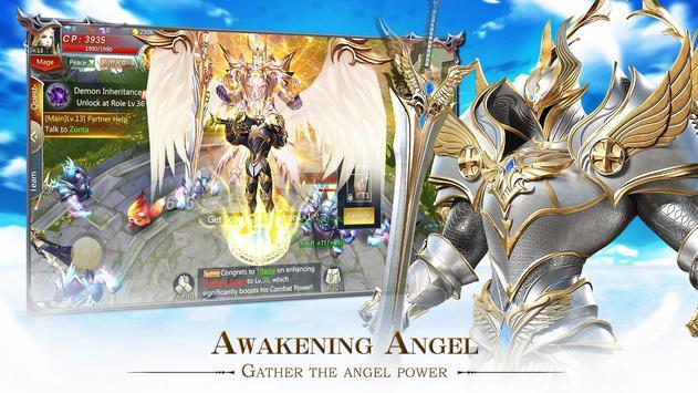 Land of Angel : Chaos Origin - Pre-register NOW ! screenshot 1