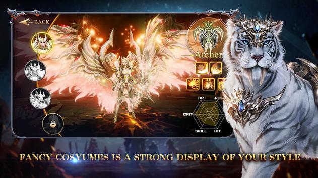 Land of Angel : Chaos Origin - Pre-register NOW ! screenshot 5
