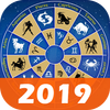 Horoscope and Astrology 2019-icoon