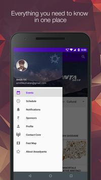 Anaadyanta 2019 screenshot 3
