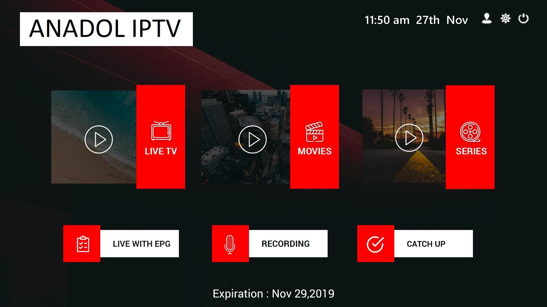 ANADOL IPTV for Android - APK Download