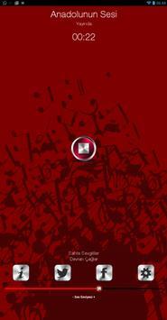 Anadolunun Sesi screenshot 1