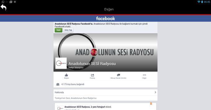 Anadolunun Sesi screenshot 3