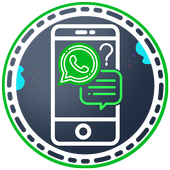App Usage Analysis : Tracker for WhatsApp icon